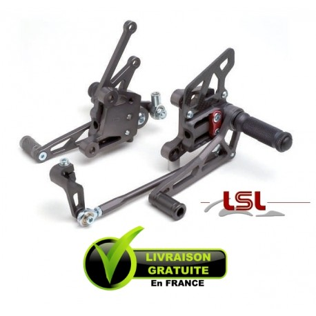 Rear sets LSL 2Slide