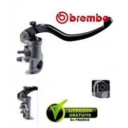 Master cylinder BREMBO - RADIAL PR16X18 LEVEL LONG FIX