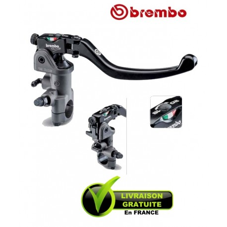 Master Cylinder BREMBO PR15 RCS level long pliable