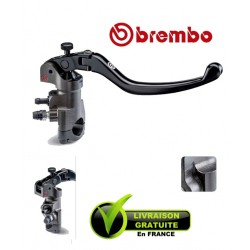 Master Cylinder CNC BREMBO RACING PR19x16 Level Long Pliable