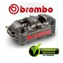 CALIPER BREMBO RADIAL MONOBLOC LEFT P4 32/36 ENTRAXE 100MM ANODIZED