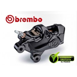 CALIPER BREMBO AXIAL .484 RIGHT CNC AXIAL BLACK 4X32 ENTRAXE 69,1MM