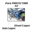 Pack PROTECTION N°2 - StuntCages + SubCages IMPAKTECH