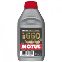 Brake Liquid - MOTUL RBF660 - 500ml