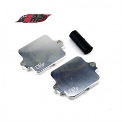 Plaques de suppression du systeme Antipollution - HONDA CBR