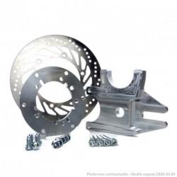 Kit handbrake Double + 296mm NISSIN - GSXR 600 750 08-10
