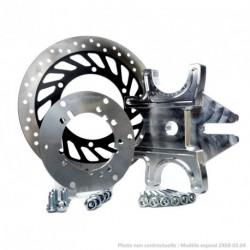 Kit handbrake Triple + 316mm FIXE - ZX6R 636 07-16