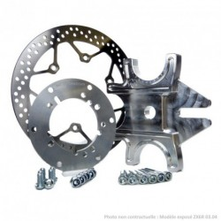 Kit handbrake Triple + 316mm NG BRAKE - ZX6R 636 07-16