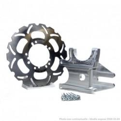 Kit Handbrake Double GSXR 600/750 04-05 + Disque Wave 296mm Jokeriders