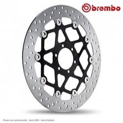 Disque avant BREMBO BIMOTA 1000 Dieci Biposto 92-95 (78B40870) serie ORO - Semi-Flottant