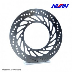Disque arriere NISSIN HONDA CBR600RR ABS 09-16 (SD503) - Fixe