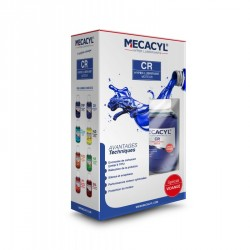 Mecacyl CR - 60 ml – Moteur 4 temps essence, diesel, gaz
