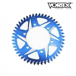 Couronne VORTEX - APRILIA 1000 RSV Mille 04-08 - Bleu (ref:144ZB)