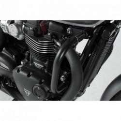 Crashbar SW-MOTECH pour Triumph Bonneville T100 / Black 2016 -
