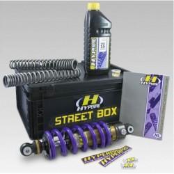 Kit Street Box HYPERPRO - SUZUKI SV 650 & S 2007