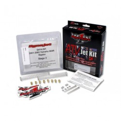 Kit carburation stage 1 DYNOJET - ARCTIC CAT AC 300 2X4 20012003