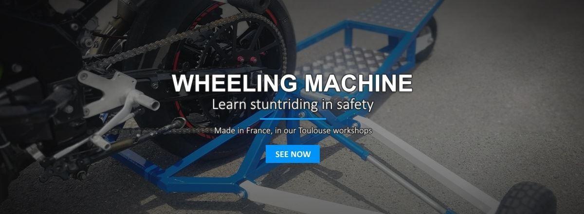 JOKERIDERS - N°1 in Europe on Stunt Parts - JOKERIDERS